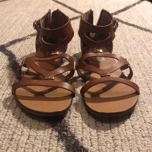 Steve Madden Comma Gladiator Sandals s7